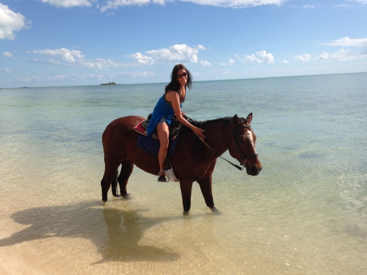 Bahamas riding
